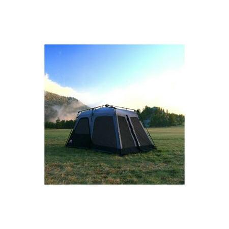 Coleman 8 Person Instant Cabin Tent Walmart Com