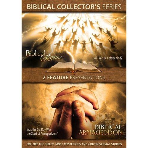 BIBLICAL COLLECTORS SERIES-BIBLICAL RAPTURE/ARMAGEDDON (DVD/FS) (DVD)