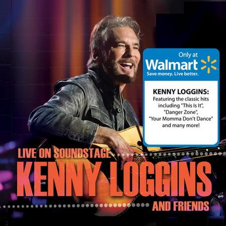 Kenny Reed - Kenny Loggins - Live On Soundstage: Kenny Loggins and Friends (Walmart Exclusive) (CD/DVD)