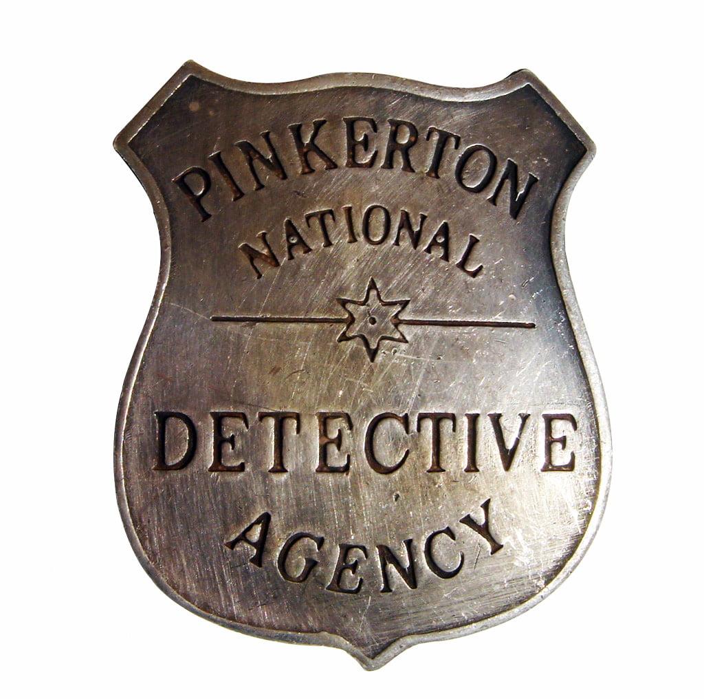 vintage old west 1900 u0027s pinkerton detective agency police law man