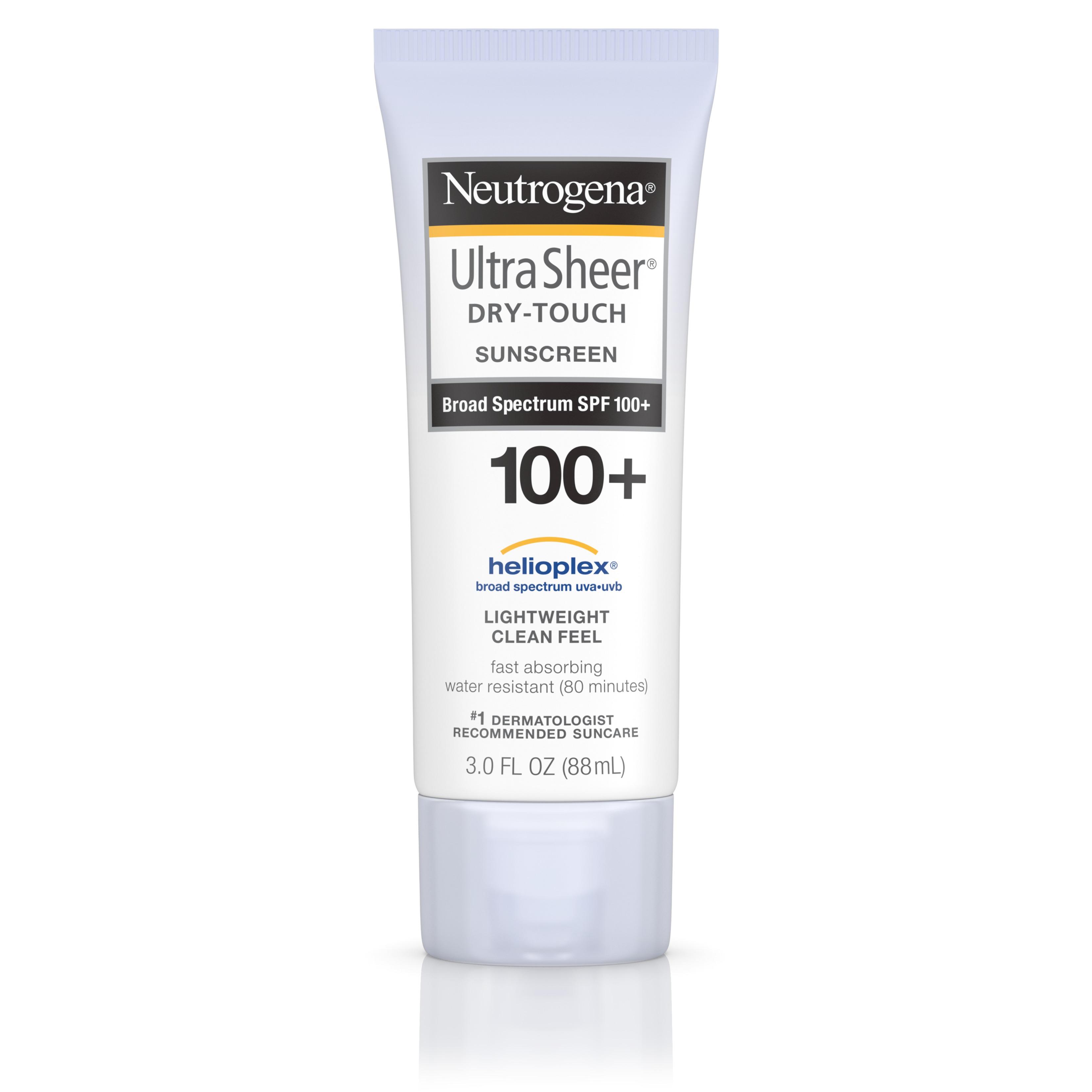 sunscreen spf 100