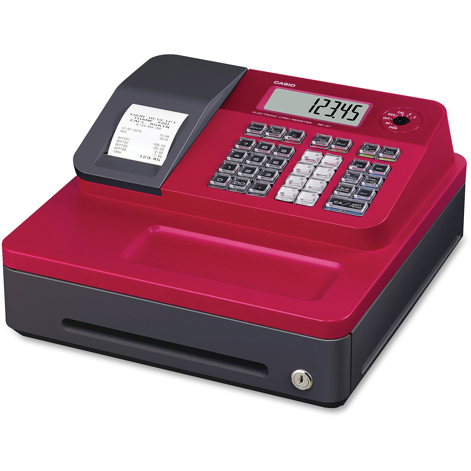 Thermal 1 Sheet Cash Register