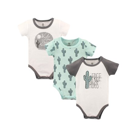 Baby Boys' Bodysuits, 3-pack