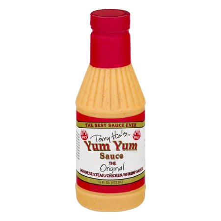 Terry Ho's Yum Yum Sauce Spicy, 16.0 FL OZ