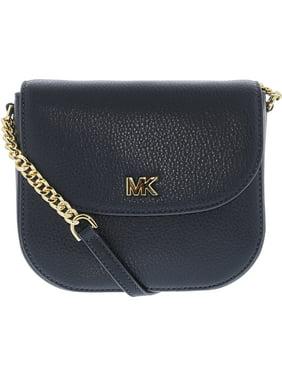 145016ae7348e6 Product Image Michael Kors Women's Mott Crossbody Bag Leather Cross Body -  Admiral