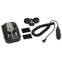 Cobra Electronics XRS-9670PRO Pro 15-Band Digital Radar/Laser Detector
