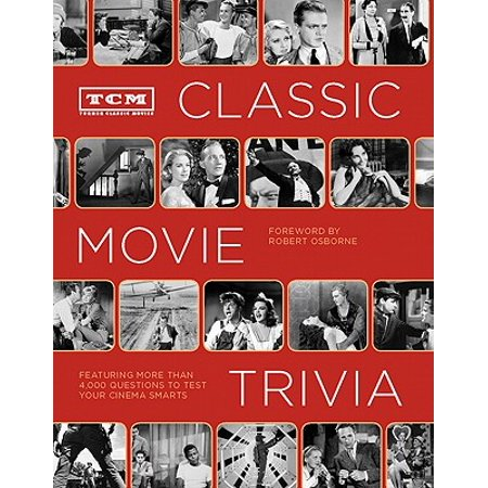 Halloween Movies Trivia (TCM Classic Movie Trivia: Featuring More Than 4,000 Questions to Test Your Trivia)