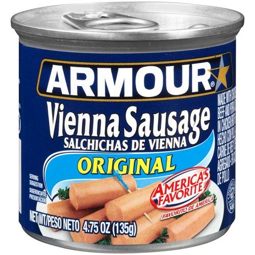 Armour Vienna Sausage Original, 5.0 OZ