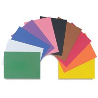Blick Economy Construction Paper - 9'' x 12'', Red, 50 Sheets