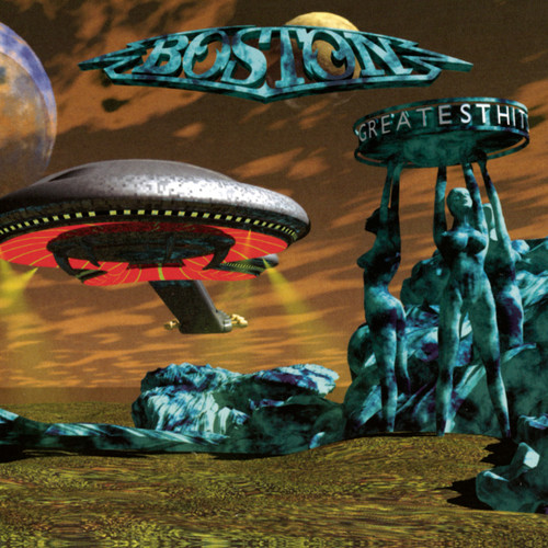 Boston - Greatest Hits (Remastered) (CD)
