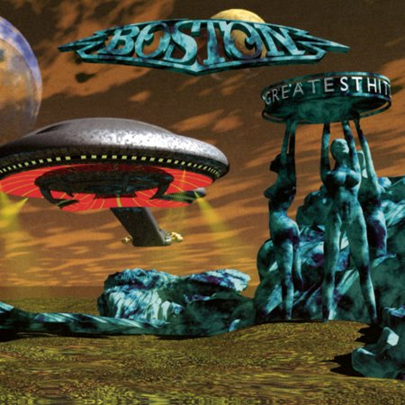 Boston - Greatest Hits (Remastered) (CD)