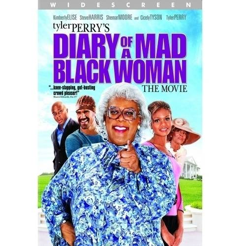 Diary Of A Mad Black Woman (With INSTAWATCH) (Widescreen)