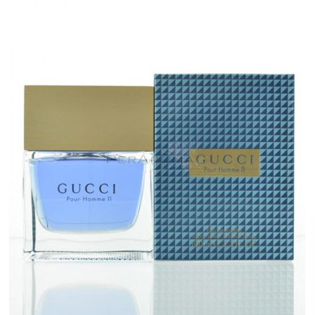 Gucci Pour Homme II By Gucci This radiant scent is a combination of Bergamot and Violet Leaves.