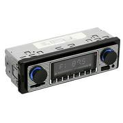 Smart Player Bluetooth Retro MP3 FM Auto Accessories Electronic Car Radio Stereo