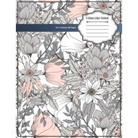 Note Book Ledger: 6 Column Ledger Notebook: Accounting Ledger Notebook Record Keeping Book Financial Ledgers Paper 8.5 x 11 Inches 110 Pages (Paperback)