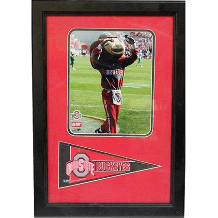 NCAA Ohio State Pennant Frame, 12x18 - Pennant Frame