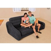 Intex Queen Inflatable Pull Out Sofa Bed Image 4 of 7