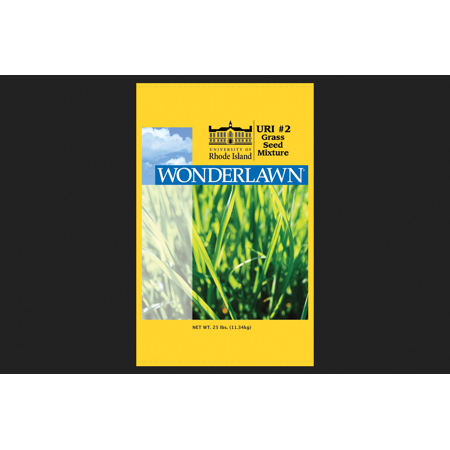 Barenbrug Wonderlawn URI #2 New England Mix Grass Seed 25 (Best Grass Seed Mix For New England)