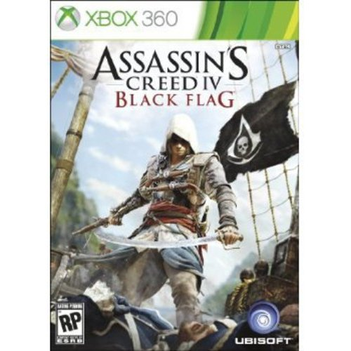 Ubisoft Assassin's Creed IV: Black Flag (Xbox 360)