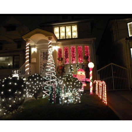 Lighting EVER 16.5ft Solar Rope Lights, Waterproof, 50 LEDs ...