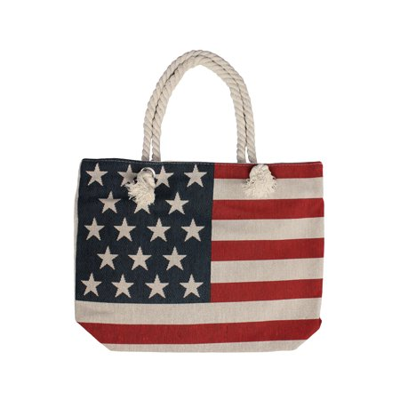 Large Beach Tote (Heavy Duty Canvas Beach Bag Large Tote with Inner Lining - Many Styles!)