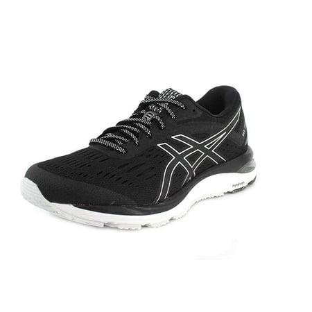 Asics 1011A008-002: Mens Gel-Cumulus 20 Black/White Running Sneakers ()