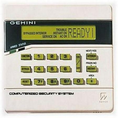 Napco Security Systems Inc  Nap Gemrp2ase2 Keypad Alpha Icon  Fixed English Nap Gemrp2ase2