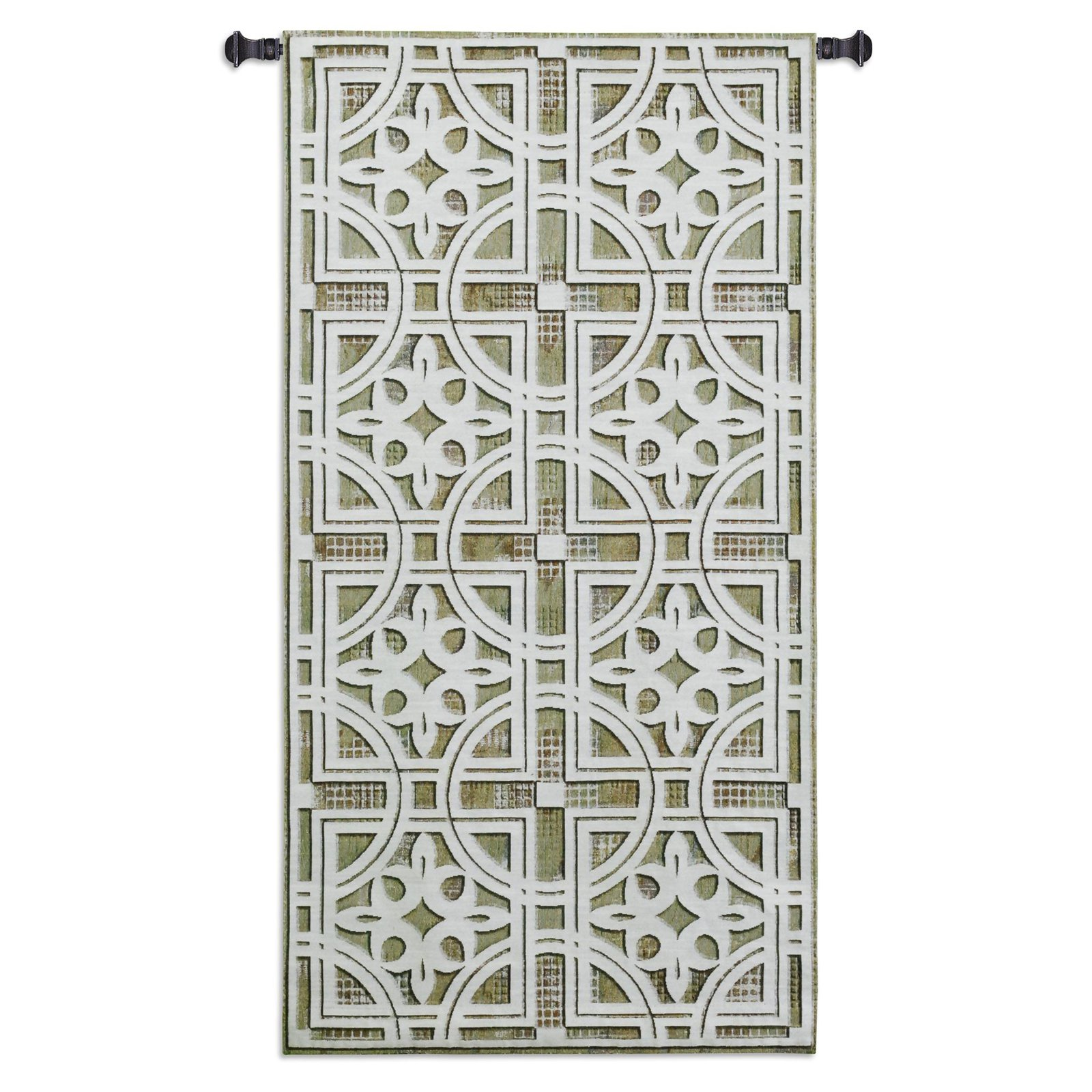 Fine Art Tapestries Fretwork Wall Tapestry by Supplier Generic