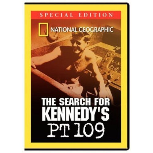 National Geographic: The Search For Kennedy's PT 109 (Full Frame)