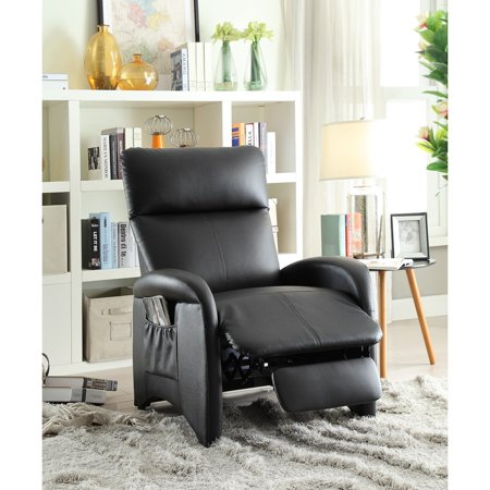 High Back Recliner (Recliner With High Back and Side Pocket In)