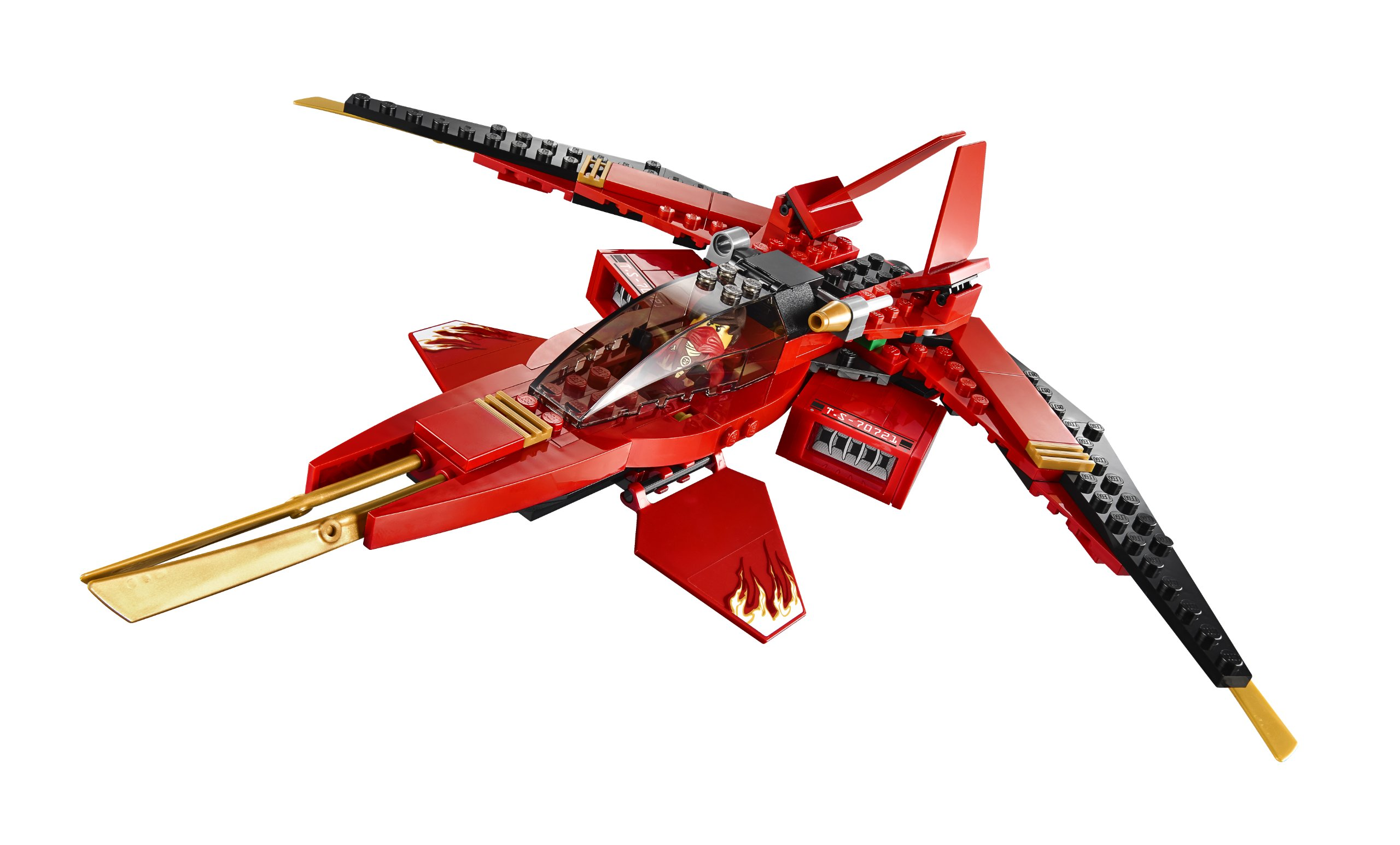 Lego Ninjago Kai Fighter Play Set Walmart Com Walmart Com
