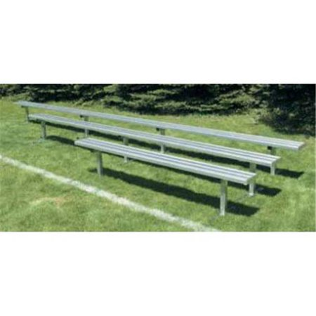 15 ft. Permanent Player Bench - image 1 of 1