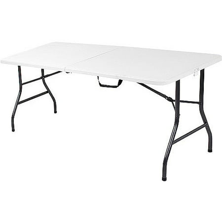 Wondrous Mainstays 6Ft Center Fold Gmtry Best Dining Table And Chair Ideas Images Gmtryco