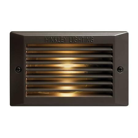 Hinkley Lighting 58015-LED LED Line Voltage Deck 1-Light Step