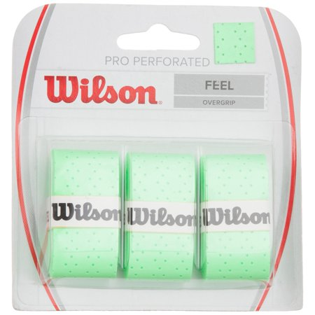 Wilson Perforated Pro Tennis Racquets Over Grip