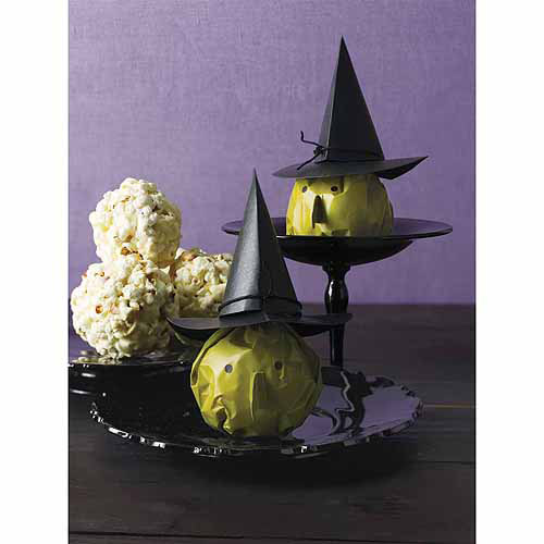 "Martha Stewart Elegant Witch Treat Bags, 6/pkg, 5.6"" x 9.5"""