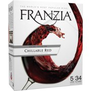 Franzia Chillable Red Wine, 5 L