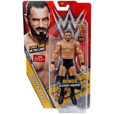 WWE Wrestling Series 71 Austin Aries Action Figure [Bonus Slammy Award]