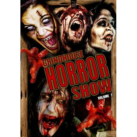 Grindhouse Horror Show Volume 2 (DVD)