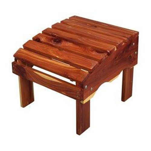Beecham Swing Co. Aromatic Red Cedar Ottoman