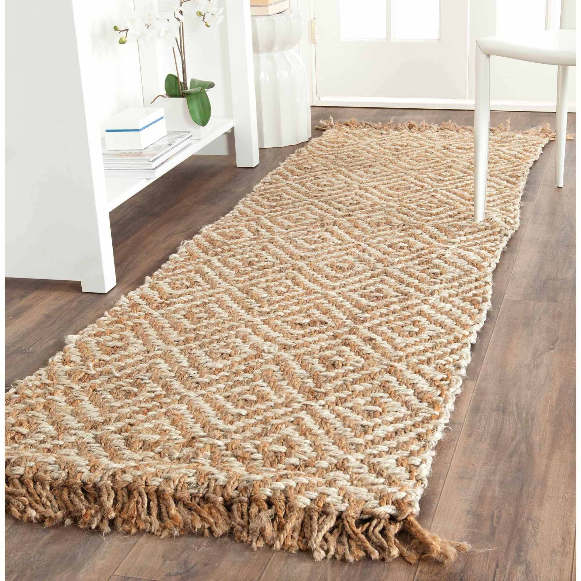 Safavieh Natural Fiber Roland Braided Area Rug Or Runner