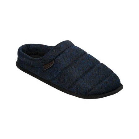 Dearfoams Mens Quilted Clog slippers