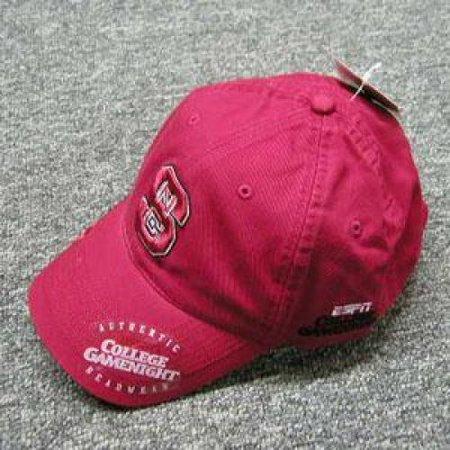 North Carolina State Wolfpack Hat - Espn Basketball Gamenight Cap for $<!---->
