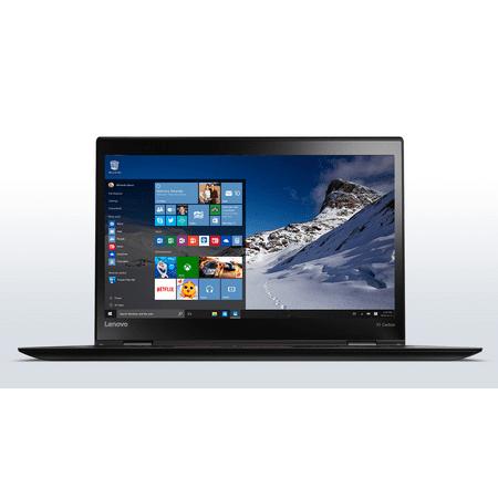 "Lenovo ThinkPad X1 Yoga Multimode Ultrabook - Windows 10 Pro - Intel i7-6600U, 512GB SSD, 16GB RAM, 14"" WQHD IPS 2560x1440 Touchscreen w/ Pen Input, Fingerprint Reader, Thin & Light"