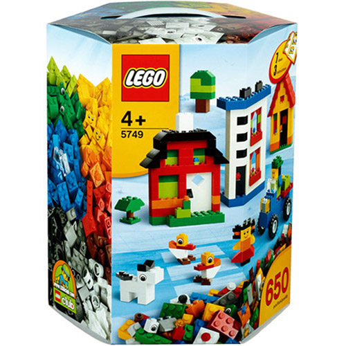 LEGO Creative Building Kit, 650 pieces