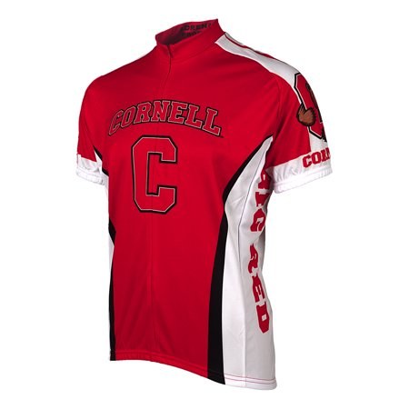 Adrenaline Promotions Cornell University Bears Cycling Jersey (Cornell University Bears - XL) Air Force Cycling Jersey
