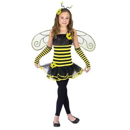 Honey Bee Child Costume - Kids Bee Costumes