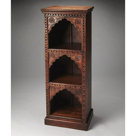 Butler Mihrab Solid Wood Bookcase