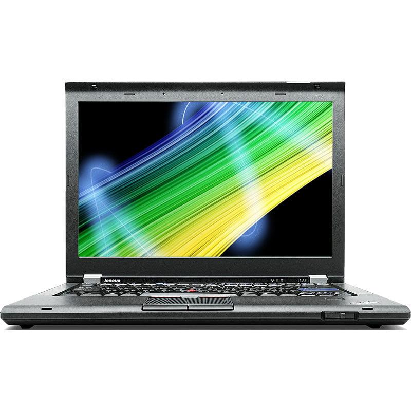 Refurbished Lenovo ThinkPad T420 i5 2.5GHz 4GB 320GB DVD Windows 10 Pro 64 Laptop CAM by Lenovo