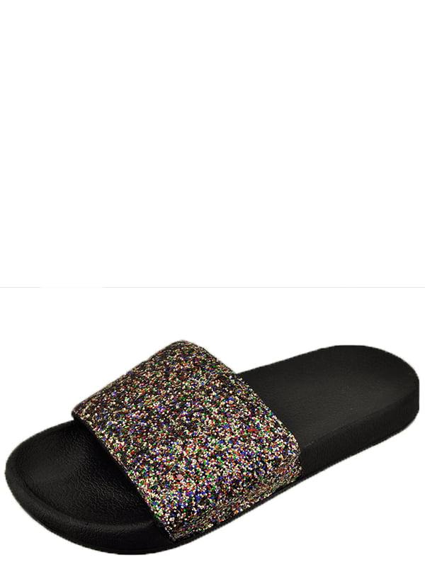 Time and Tru Women's Glitter Slide